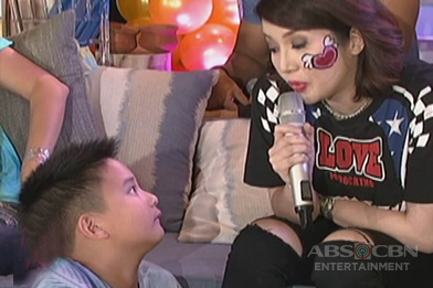 Kris' touching birthday message for Bimby
