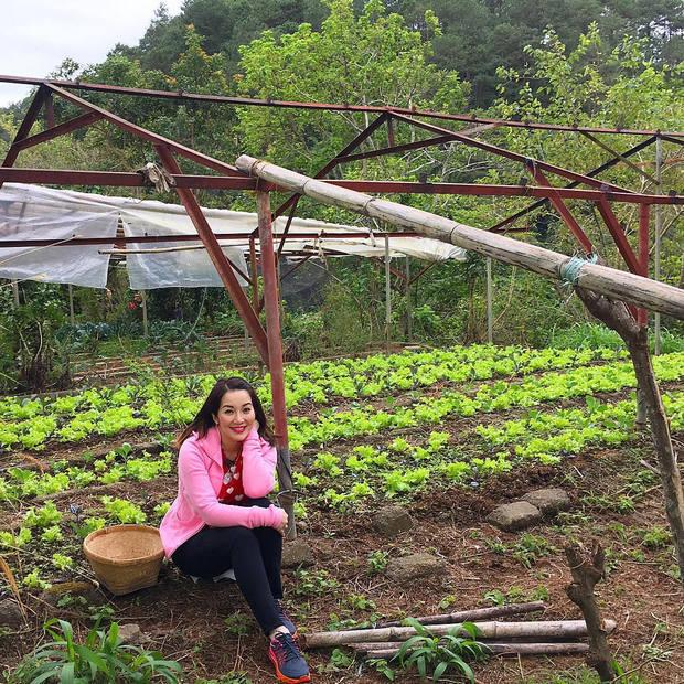 PHOTOS: KrisTV goes to Baguio