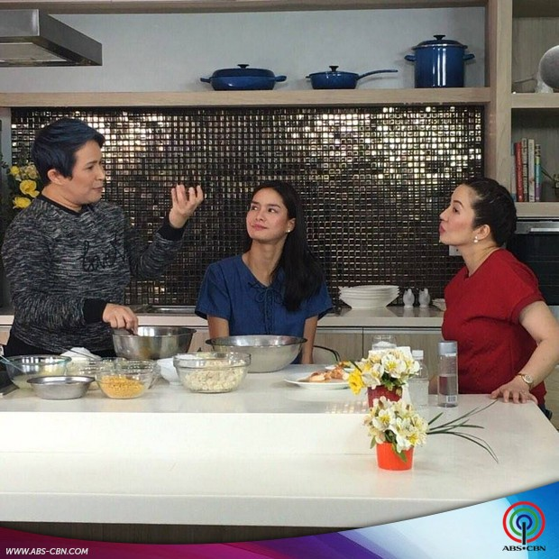 Be My Lady stars Erich and Janice on Kris TV