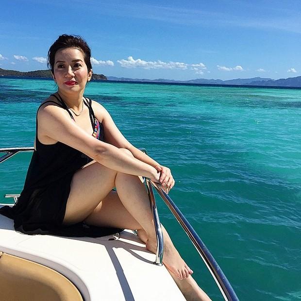 45 Confidently beautiful photos of Queen of All of Media Kris Aquino